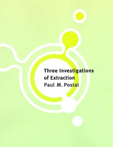 Three Investigations of Extraction
