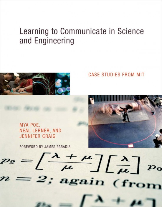 Learning to Communicate in Science and Engineering