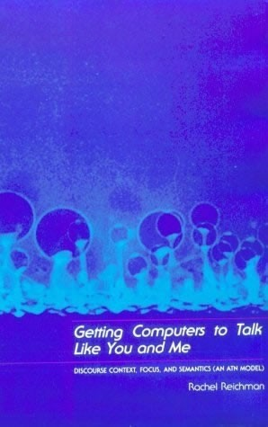 Getting Computers to Talk Like You and Me
