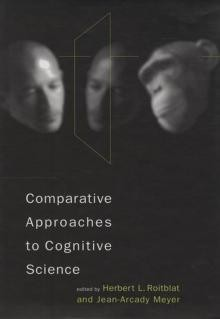 Comparative Approaches to Cognitive Science