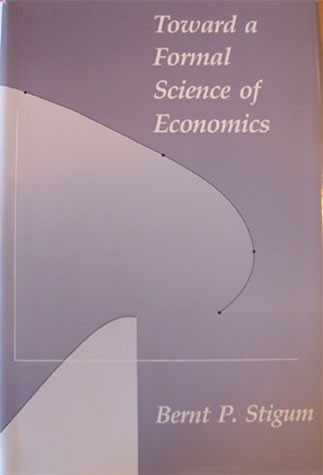 Toward a Formal Science of Economics