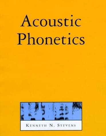 Acoustic Phonetics