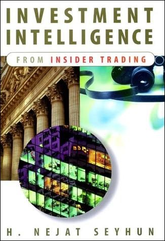 Investment Intelligence from Insider Trading