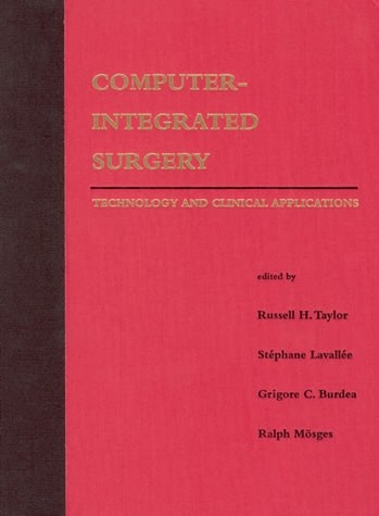 Computer-Integrated Surgery