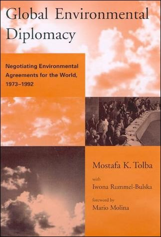 Global Environmental Diplomacy | The MIT Press