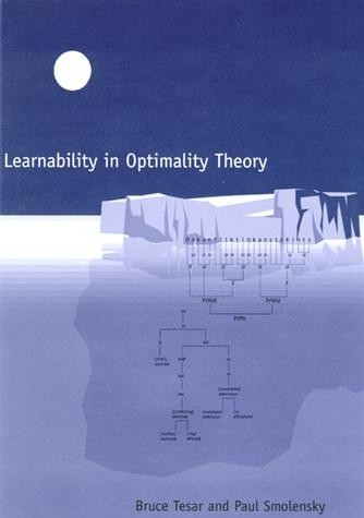 Learnability in Optimality Theory