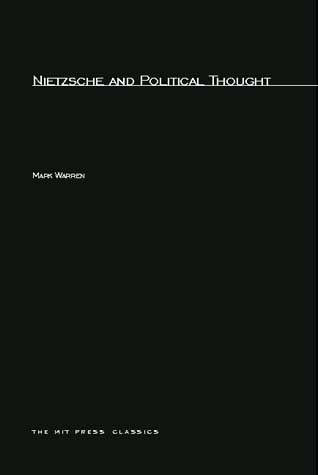 Nietzsche and Political Thought