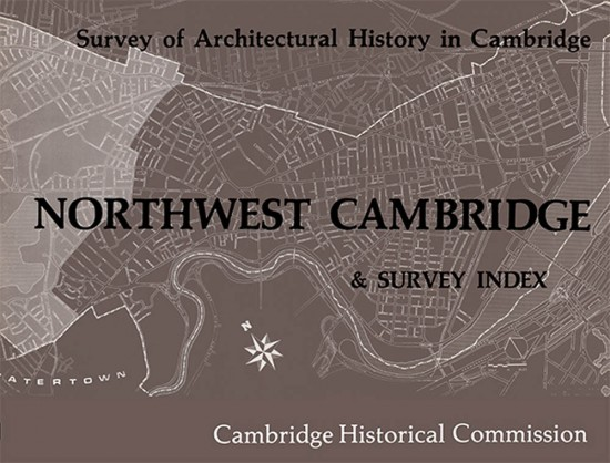 Survey of Architectural History in Cambridge, Volume 5