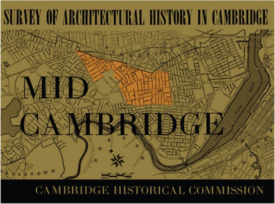 Survey of Architectural History in Cambridge, Volume 2