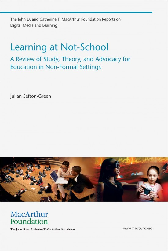 Learning at Not-School