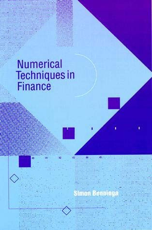 Numerical Techniques in Finance