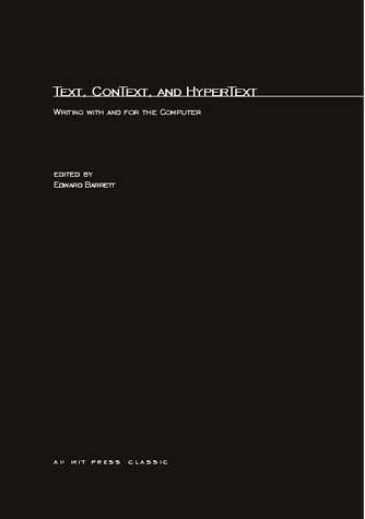 Text, ConText, and HyperText