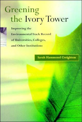Greening the Ivory Tower