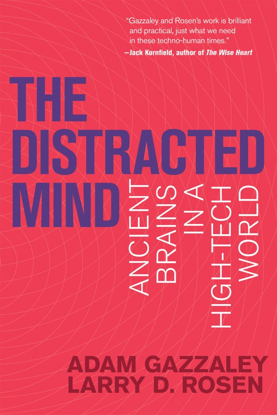 cover of The Distracted Mind