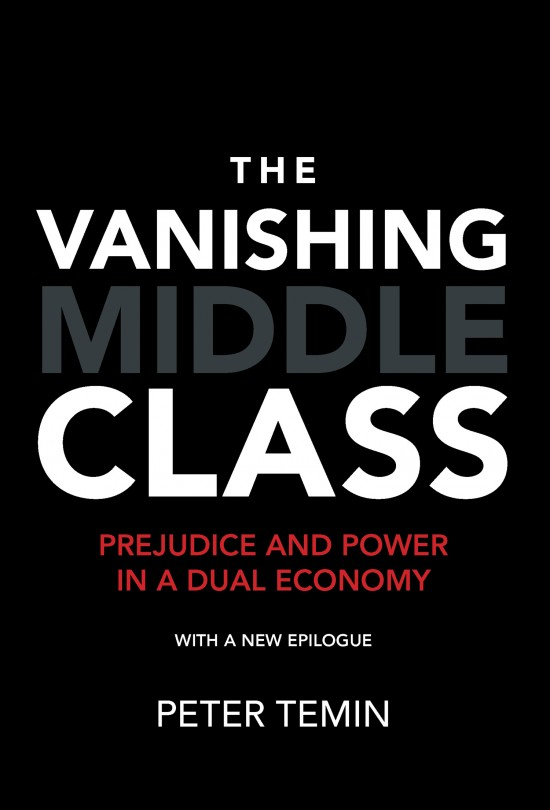 The Vanishing Middle Class, New Epilogue