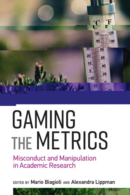 Gaming the Metrics