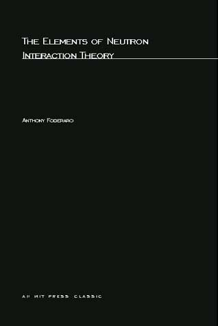 The Elements of Neutron Interaction Theory
