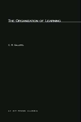 The Organization of Learning