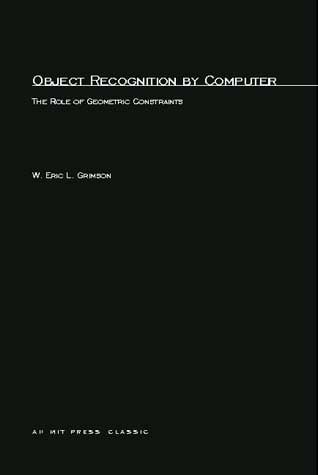 Object Recognition by Computer