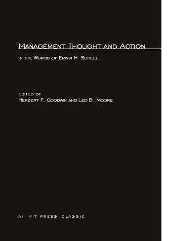Management Thought and Action
