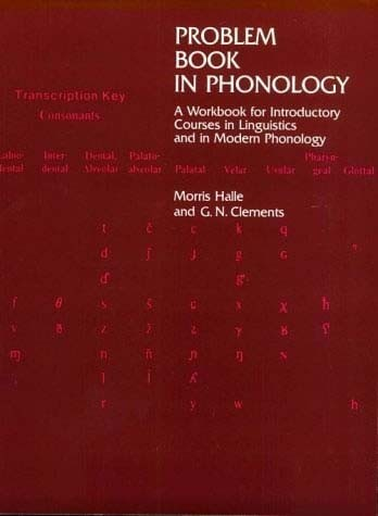 Problem Book in Phonology