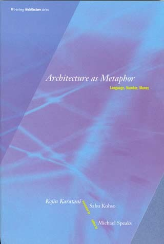 Architecture as Metaphor