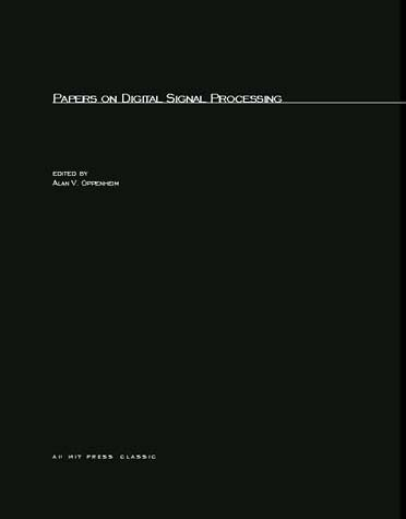 Papers on Digital Signal Processing