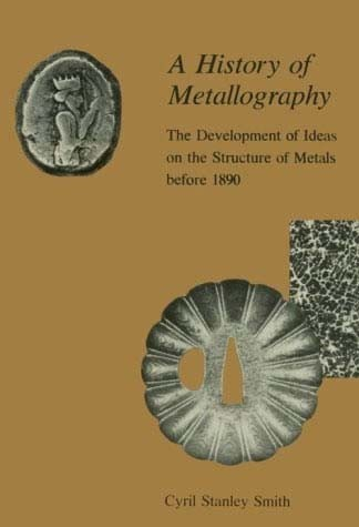 A History of Metallography