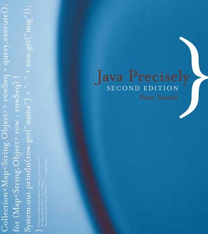 Java Precisely, Second Edition