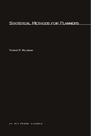 Statistical Methods for Planners