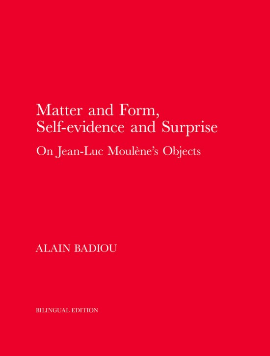Matter and Form, Self-Evidence and Surprise