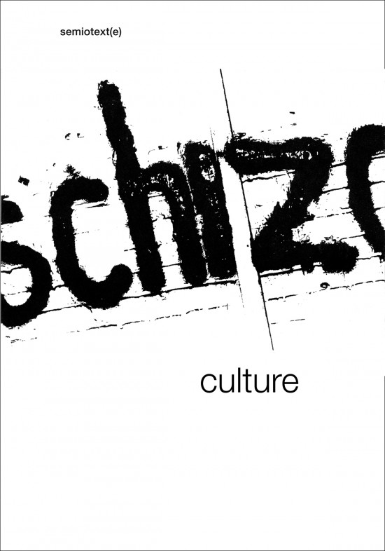 Schizo-Culture, 2-vol. set