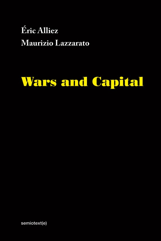 Wars and Capital