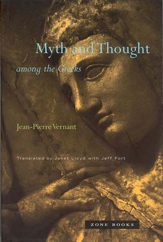 Myth and Thought among the Greeks