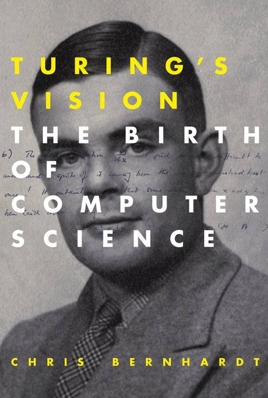 Book Cover: <Turing's Vision>
