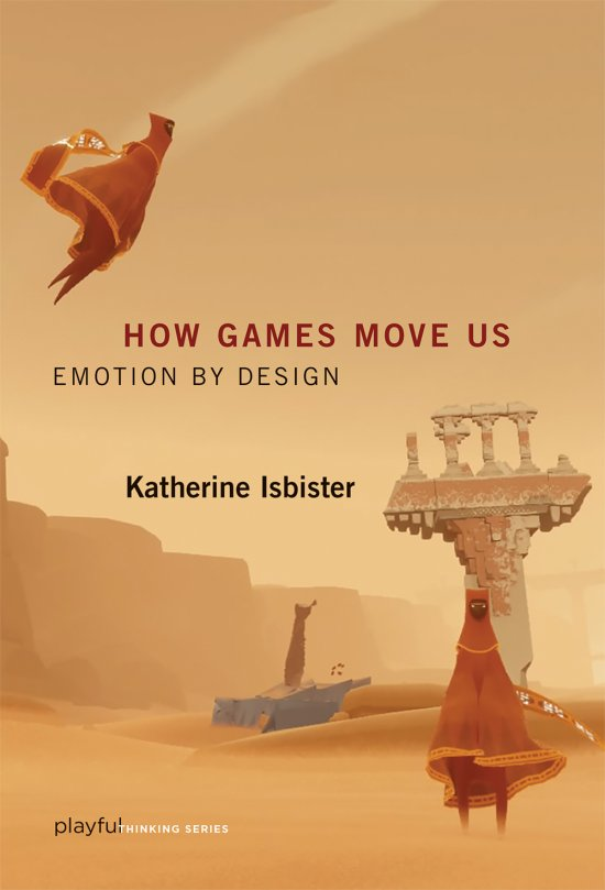 Book Cover: <How Games Move Us>