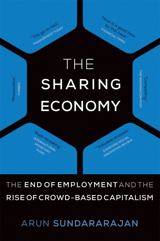 Book Cover: <The Sharing Economy>