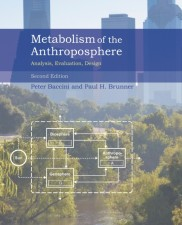 Metabolism of the Anthroposphere, Second Edition