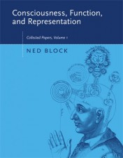 Consciousness, Function, and Representation, Volume 1