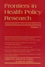 Frontiers in Health Policy Research, Volume 7