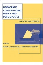 Democratic Constitutional Design and Public Policy