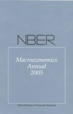 NBER Macroeconomics Annual 2005