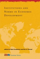 Institutions and Norms in Economic Development