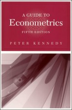 A Guide to Econometrics, Fifth Edition