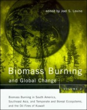 Biomass Burning and Global Change, Volume 2