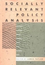 Socially Relevant Policy Analysis