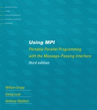 Using MPI, Third Edition