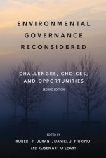 Environmental Governance Reconsidered, Second Edition