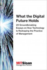What the Digital Future Holds