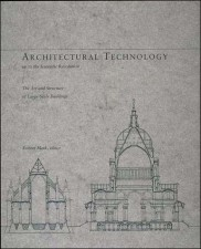 Architectural Technology up to the Scientific Revolution